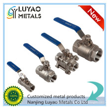 Lost Wax Casting/Casting with Stainless Steel for Valves