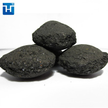 Manufacturing high quality silicon briquette for steel making