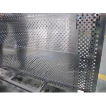 Перфорированная панель Globond для облицовки стен (GLPP-002)