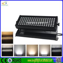 portable light 108*3w waterproof wallwasher light from led lighting industry