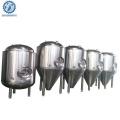 Stainless Steel 500L 1000L 2000L Craft Beer Brewing Equipment Kombucha Fermenter