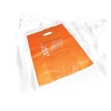Logotipo promocional Embalagem impressa Saco de compras Saco de plástico
