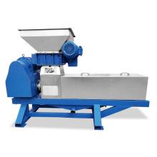 Food waste screw press grass pulp dewatering machine Organic Waste Compost Machine