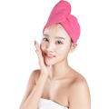 microfiber hair turban towel