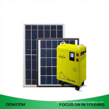 Профессиональный портативный хорошей цене с решетки 1000W мини Солнечная Домашняя система
