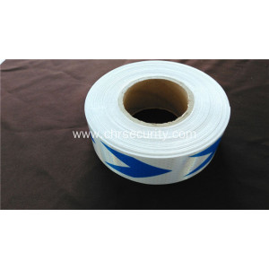pvc reflective sheeting  blue arrow style