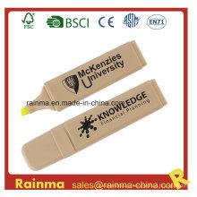 Кукуруза PLA Highlighter для Eco Stationery Supply