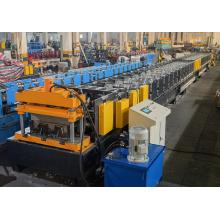 Máquina formadora de rollos de cubierta GI abierta