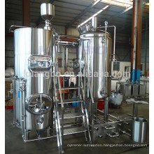 brewery equipment 500l, microbrewery, micro brewing system