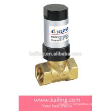 """Q22HD soupapes à piston pneumatique pour liquide neutre et gazeux, ZG1 / 2 """"~ ZG2"""""""