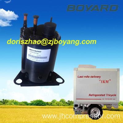 China R134a 12v 48v Dc Air Conditioning Dc Fridge