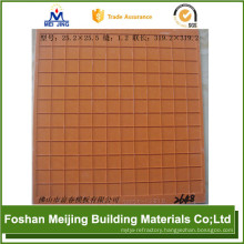 mosaic plastic mould for glass mosaic raw materials factory