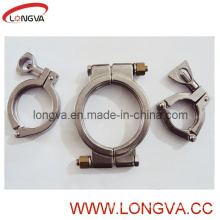 304 Stainless Steel High Pressure Clamp (tri clover clamp)