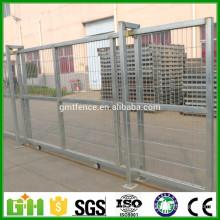Proveedor de China Puerta principal de alta calidad y diseño de pared de la cerca