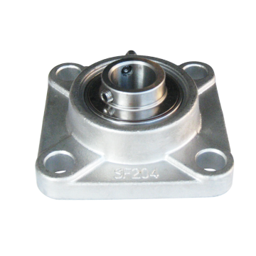 Stainless Steel Mounted Unit Bearing SSUCF200 Series
