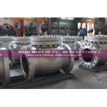 Válvulas de retención de acero al carbono API 6D