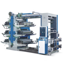 Machine d'impression flexographique Six-Color 61000