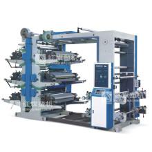 Máquina de Impressão Flexográfica Six-Color 61000