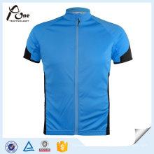 Fato de ciclismo dos homens da roupa do jérsei do ciclismo dos homens que dá um ciclo o fato