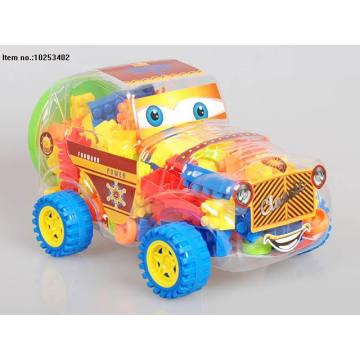 Bonne qualité des jouets de blocs colorés pour les enfants