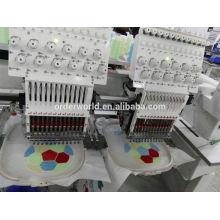 Preços competitivos 2 cabeça cap preço da máquina de bordar