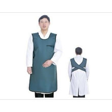 Soft X-ray Protective Lead Apron Anti Radiation With Long Sleeve