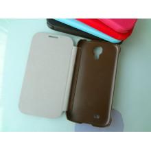 Livro Desgin Luxury Leather Case Capa para Samsung Galaxy S4