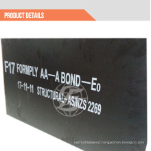F14 Concrete Form plywood for Australia Market from china