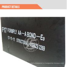 F14 Фанера для бетонной опалубки для Австралии Рынок из Китая