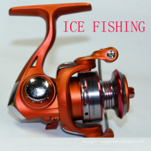 Moulinet de pêche sur glace