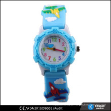 funny print on strap watch for little child