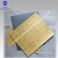 papel de lija seco personalizado profesional de diferentes tamaños OEM