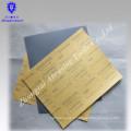 professionnel personnalisé OEM taille différente papier de verre sec