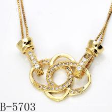 2015 Novo Estilo Gold 925 Sterling Silver Pendant (B-5703, B-5715, B-5718, B-5753, B-5775, B-5789Y)