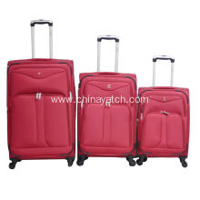 Super light EVA travel trolley upright suitcase