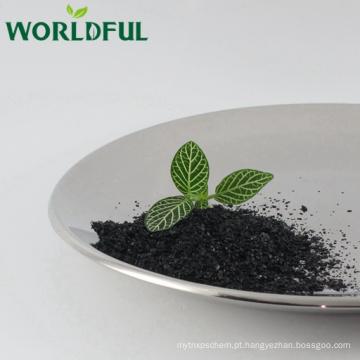 floco brilhante humate do potassium do melhor preço worldful, fertilizante super do floco do potassium