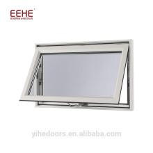Fenêtre auvent en alliage d'aluminium de style européen Alibaba de Chine