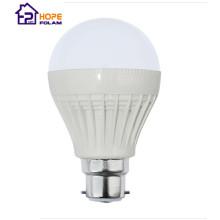 Iluminación del bulbo de 7W 9W 13W 15W B22 / E27 LED al reemplazo incandescente