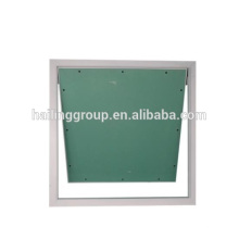 Access Door, Drywall Trapdoor com moldura de alumínio, Push Lock
