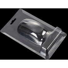 Clear Plastic blister packing box