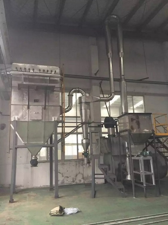 Ferromanganese Sludge Spin Flash Dryer