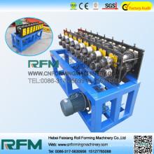 FX de color de acero ridge cap rodillo frío formando línea de producción de máquinas