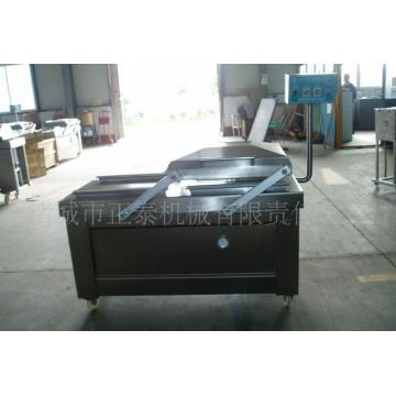 Aluminum Tableware Outlay Electrical Vacuum Packing Machine