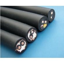 Cable de alimentación aislado del PVC del voltaje de Klow