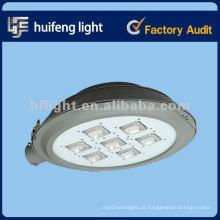Luz de rua LED redonda 70W