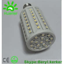 quotation for 16w led corn light 1600lm WW CW 102leds HT003B