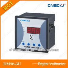 Three-phase Digital Voltage Meter