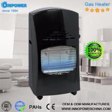 Blauer Flammen-Gas-Heizer mit Thermostat, CE, Mobile Type (H5206)
