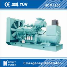 China Diesel / generadores de gas Precio de fábrica
