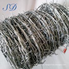 Proveedores de alambre de púas de esgrima al por mayor